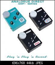 Roger Mayer AMP+ Series Analogue Direct-amp-900.jpg