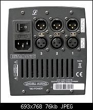 AES-NYC: Lindell 503 Power (3 Slot 500 Series power supply)-503-power-2.jpg