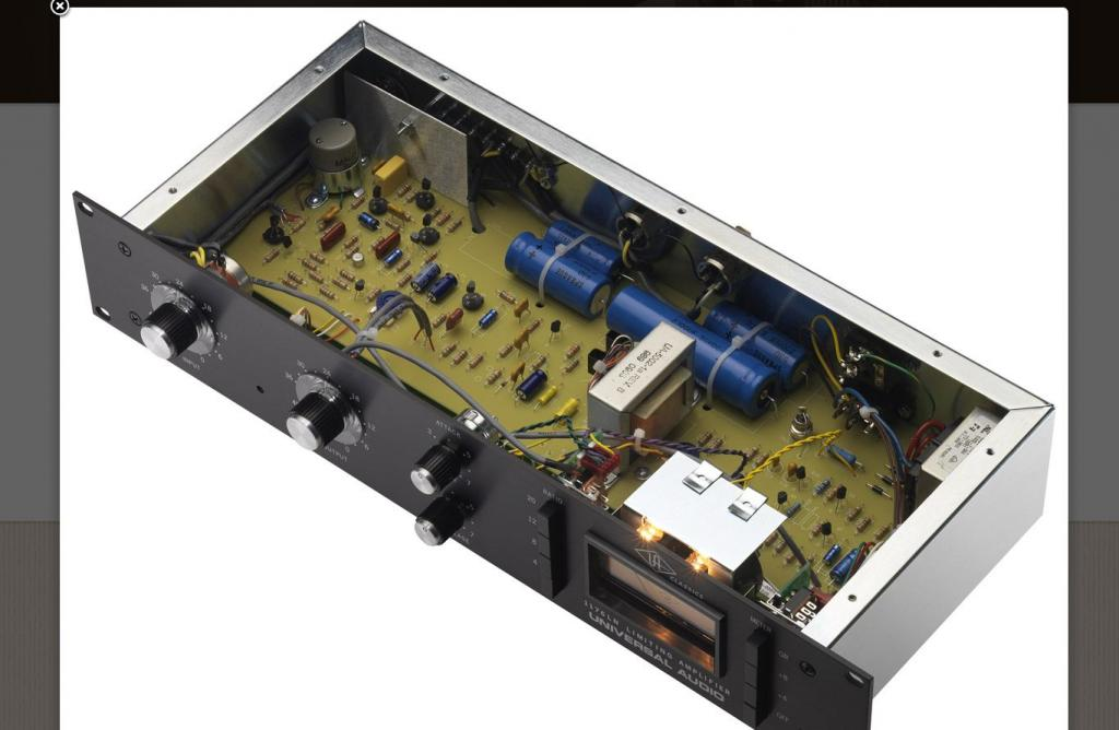 warm audio wa76 limiting amplifier car audio systems. Black Bedroom Furniture Sets. Home Design Ideas