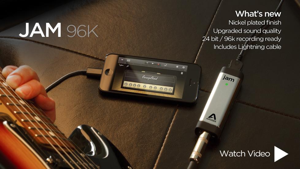 namm 2014 apogee jam 96k professional guitar interface for ipad iphone and mac gearslutz. Black Bedroom Furniture Sets. Home Design Ideas