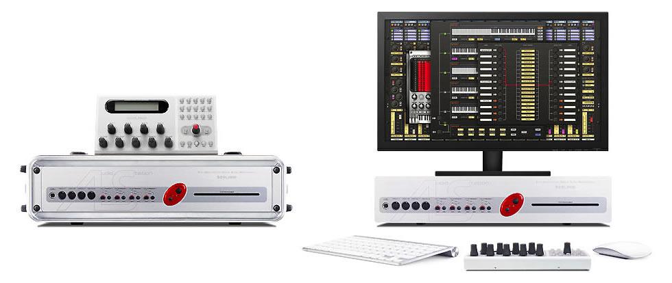 NAMM 2014: Seelake - AudioStation X64 & 3D, VST & Audio Workstation