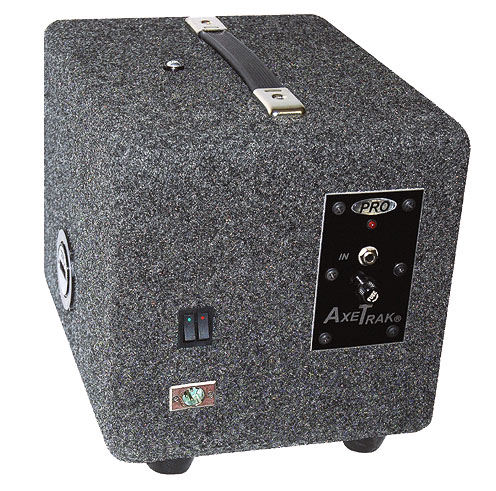 Amp isolation box