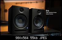NAMM: PreSonus Eris-series studio monitors-mediabar32.jpg