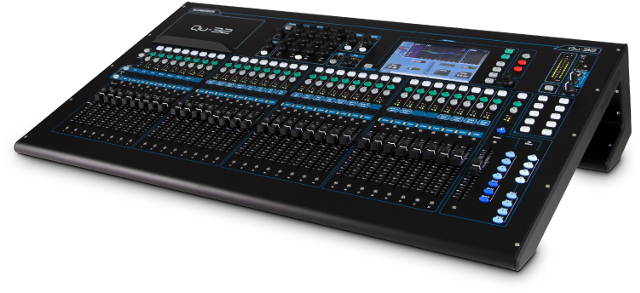 allen heath to unveil new qu 32 digital mixer 38 in 28 out gearslutz pro audio community. Black Bedroom Furniture Sets. Home Design Ideas