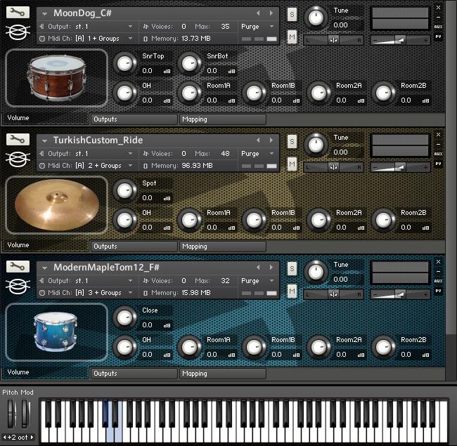 Room Sound Drum Samples - Volume 2 Now Available! - Gearslutz