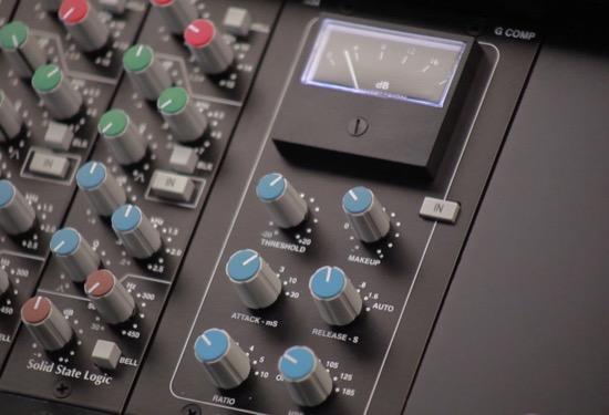 Aes La Solid State Logic Unveils The Xl Desk Gearslutz