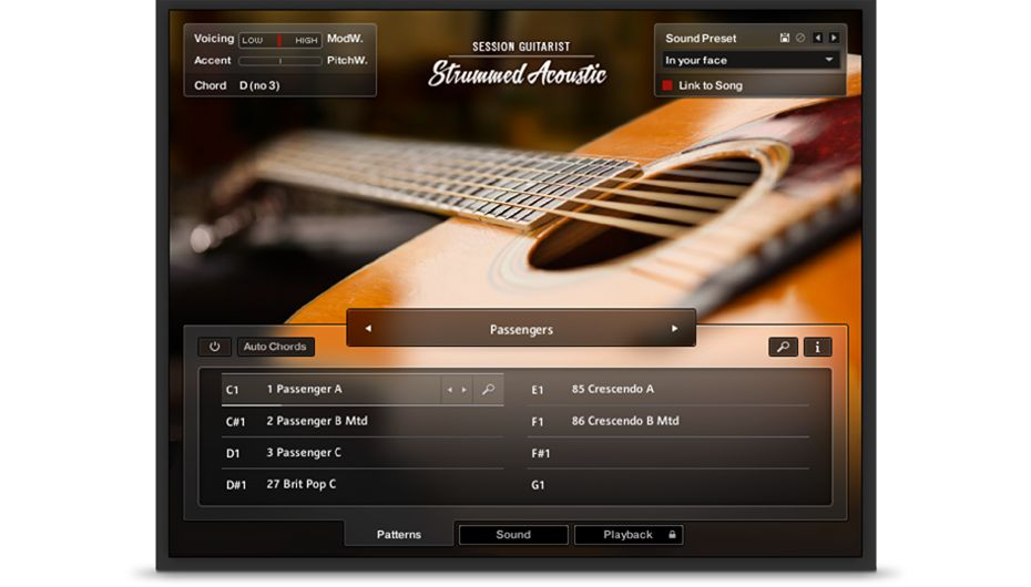 Native Instruments Session guitarist - strummed acoustic - Gearslutz ...
