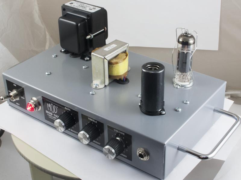 ModKitsDIY announces the MOD102+ MOD 102+, Guitar Amp Kit