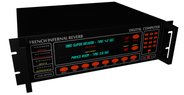 Studiodevices releases French Infernal Reverb – Impulse Response