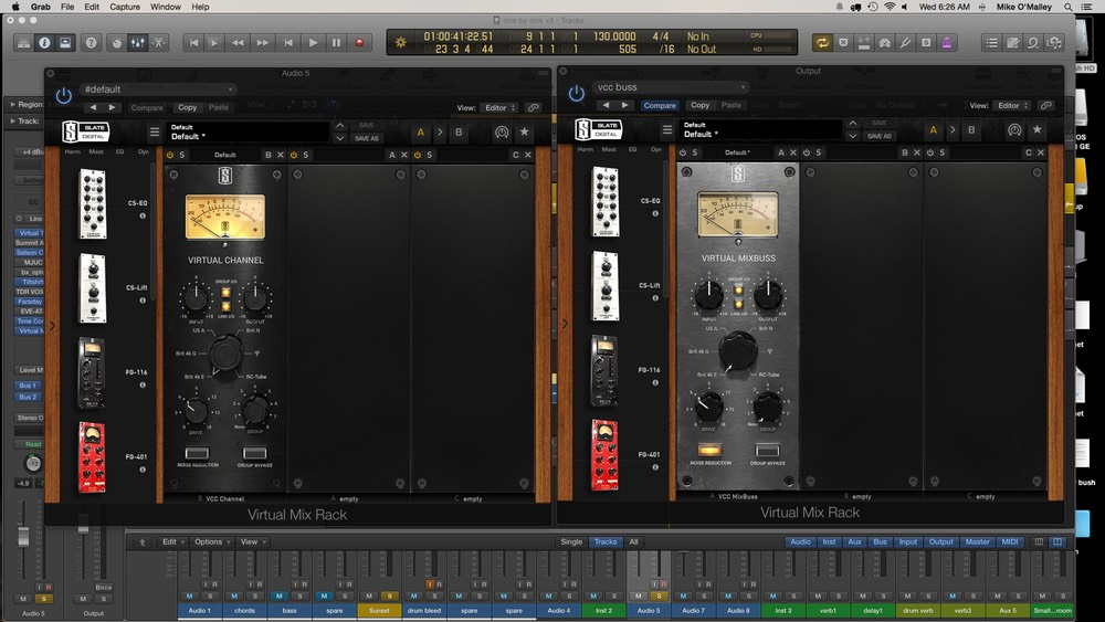Slate Digital Virtual Mix Rack (VMR) - User review - Gearslutz
