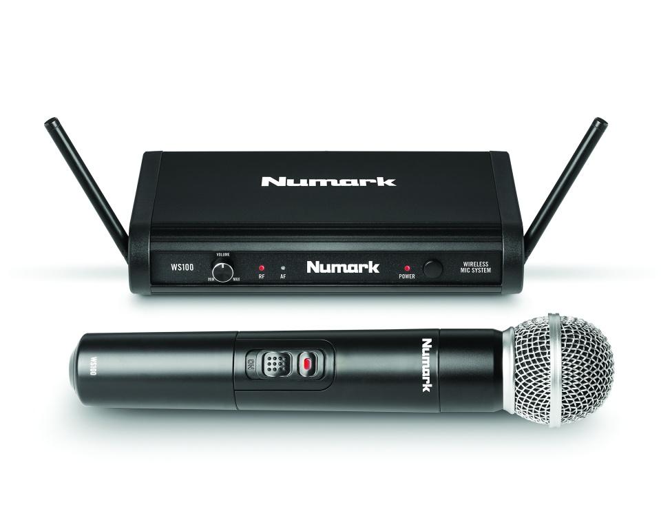 Namm 2016 Numark Unveils The Ws 100 Digital Wireless