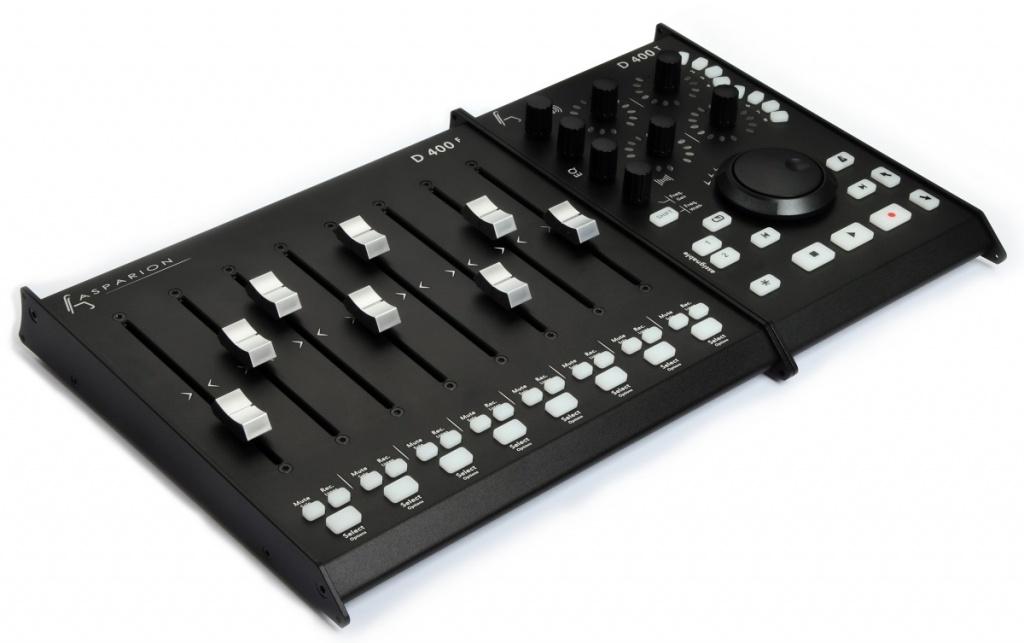 asparion d400 daw controller gearslutz pro audio community