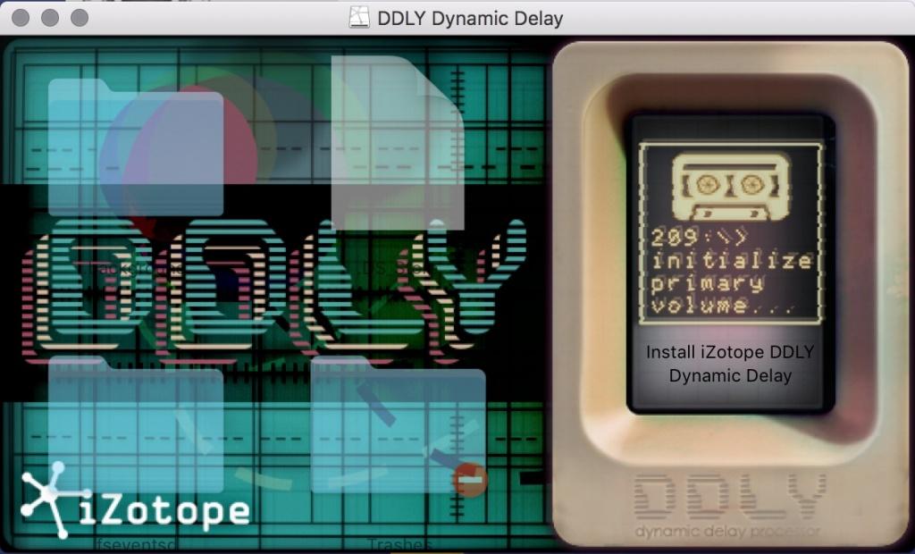 izotope ddly dynamic delay