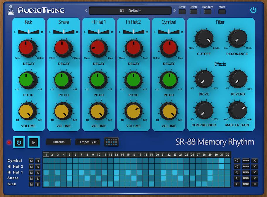 pro tools drum machine