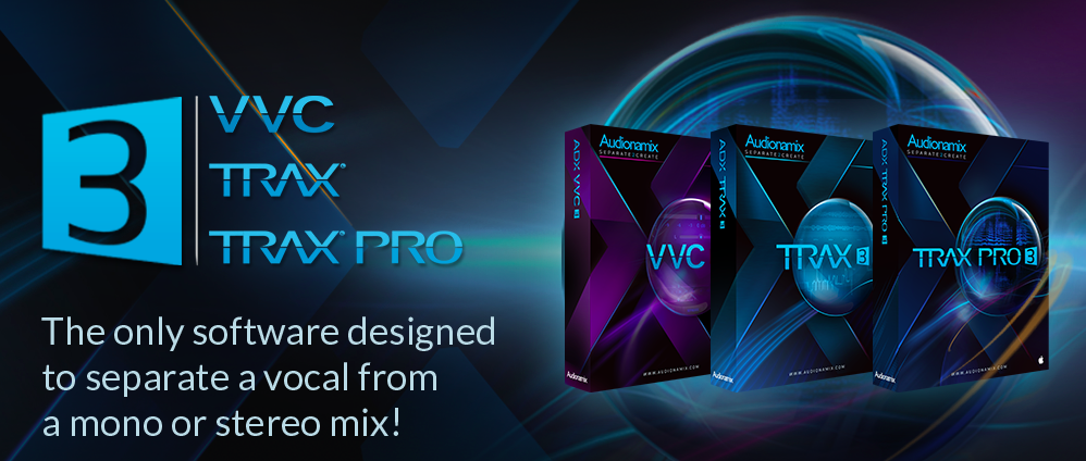 Audionamix Releases V3 Of Adx Trax Pro Adx Trax And Adx