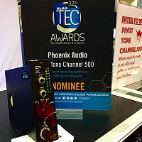 Phoenix Audio is pleased to announce the Pivot Tone channel/500 (Pivot TC/500)-tecaward.jpg