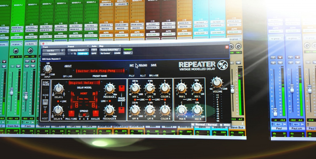 Slate Digital & D16 REPEATER Delay Plugin: Now Available - Page 7