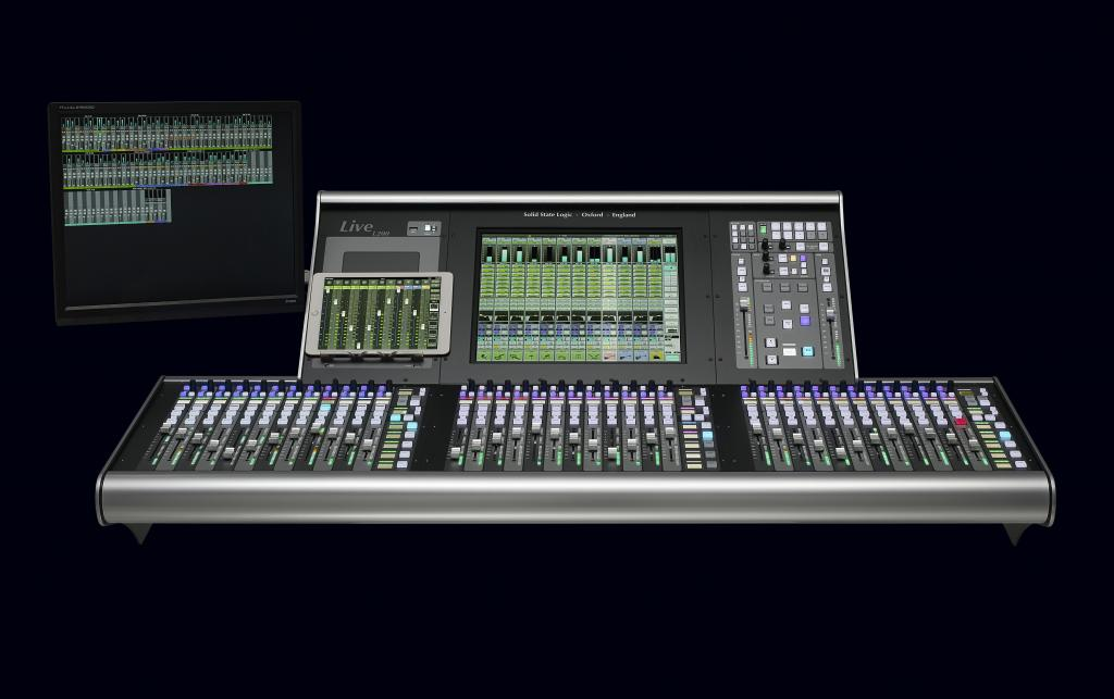 solid state logic launches new l200 live console gearslutz pro audio community. Black Bedroom Furniture Sets. Home Design Ideas