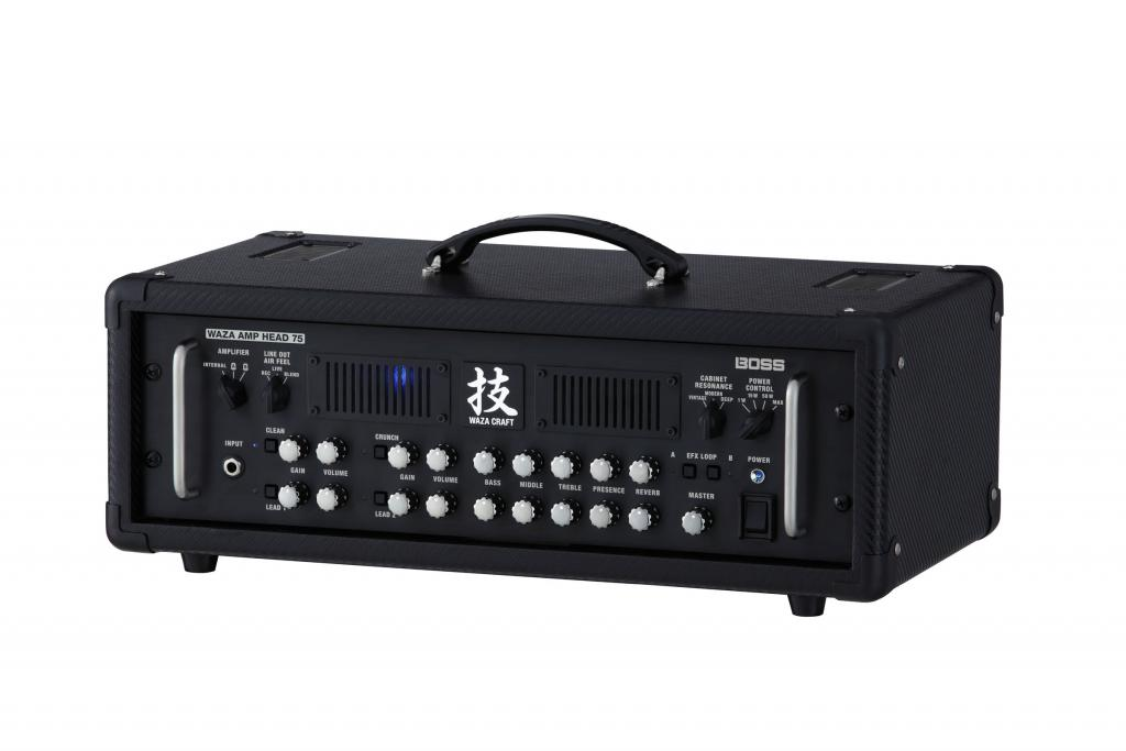 boss announces waza amp head 75 guitar amplifier gearslutz. Black Bedroom Furniture Sets. Home Design Ideas