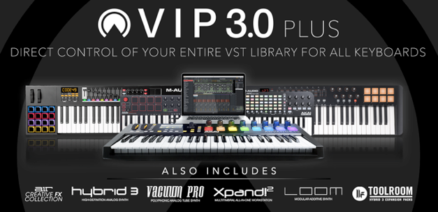 "Akai Professional and Plugivery Announce ""VIP 3.0 Standard"""
