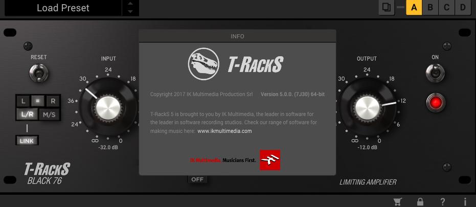ik t mastering screen marketing tracks racks rack music products