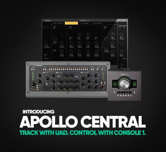 Softube launches Apollo Central - Gearslutz