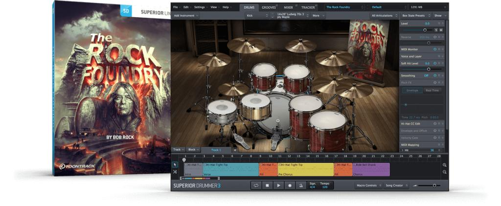 superior drummer 3 no presets