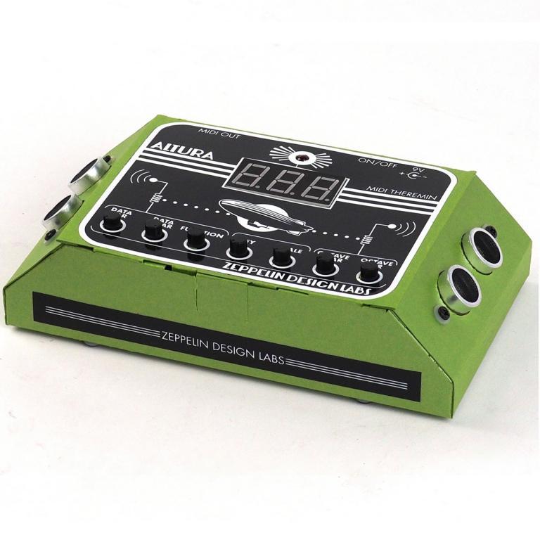ALTURA Theremin MIDI Controller - Gearslutz