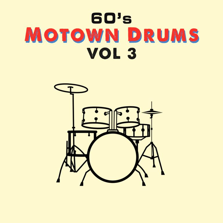 Past To Future Samples Releases 60's Motown Drums Vol 3