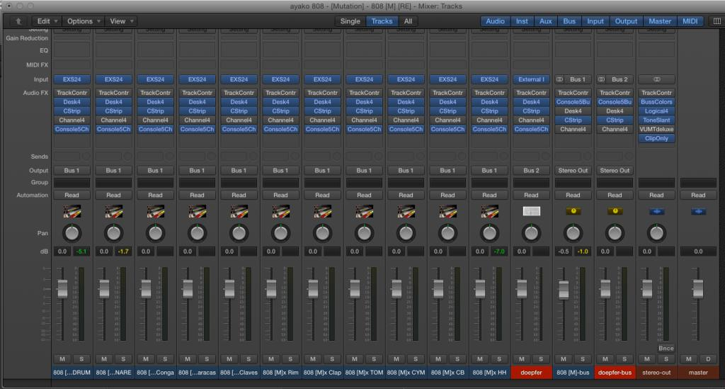 Airwindows Console5: AU, Mac and PC VST - Page 3 - Gearslutz