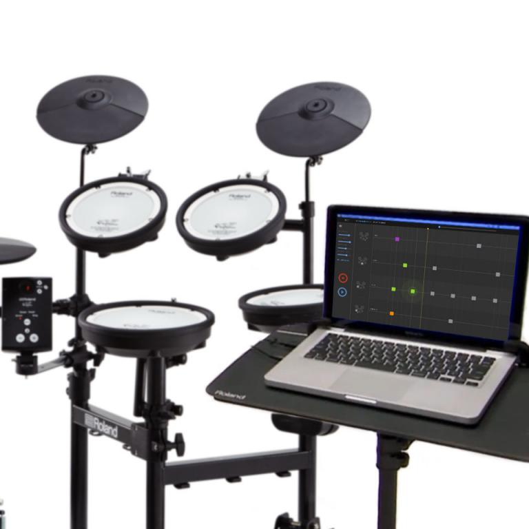 "Roland and Melodics Announce ""Melodics for V-Drums"" - Gearslutz"