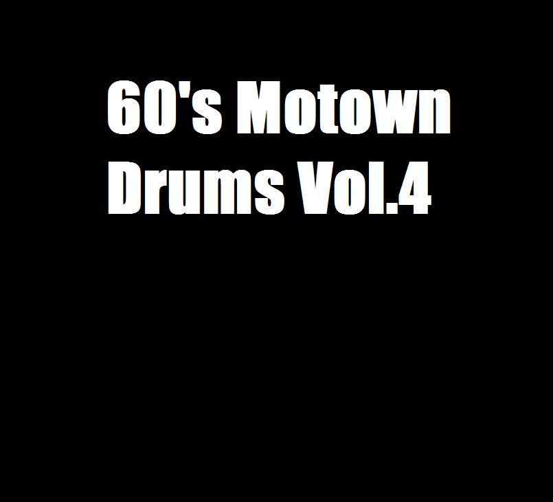 Past To Future Samples Releases 60's Motown Drums Vol.4 for free!