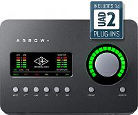 Universal Audio Ships Arrow Desktop Audio Interface For Music Creators-arrow-top-w-badge.jpg