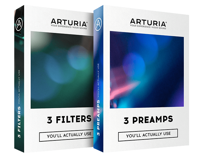 Arturia release 6 new plugins and 2 new software bundles based on vintage studio gear