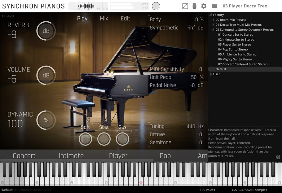 Introducing Yamaha CFX from The Vienna Symphonic Library
