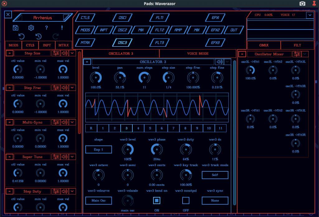 Tracktion Corporation announces Waverazor 2 0 Editor Version