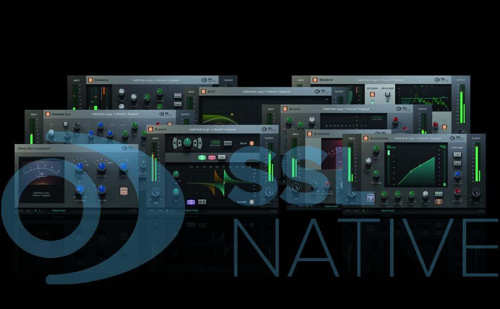 SSL releases Native V6 plug-ins