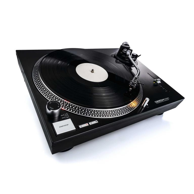 Reloop releases RP-2000 MK2 - Quartz-driven DJ turntable with direct drive