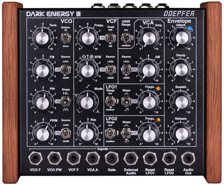 Doepfer announces Dark Energy III