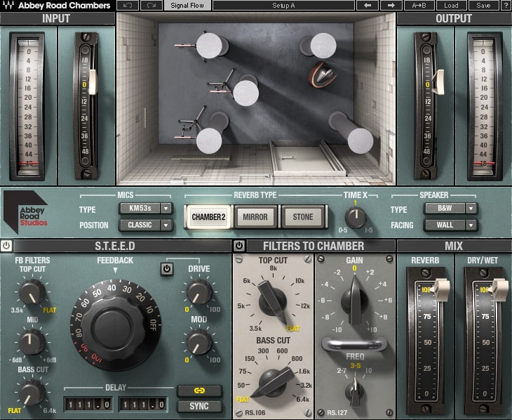 Waves releases The Abbey Road Chambers plugin - Gearslutz