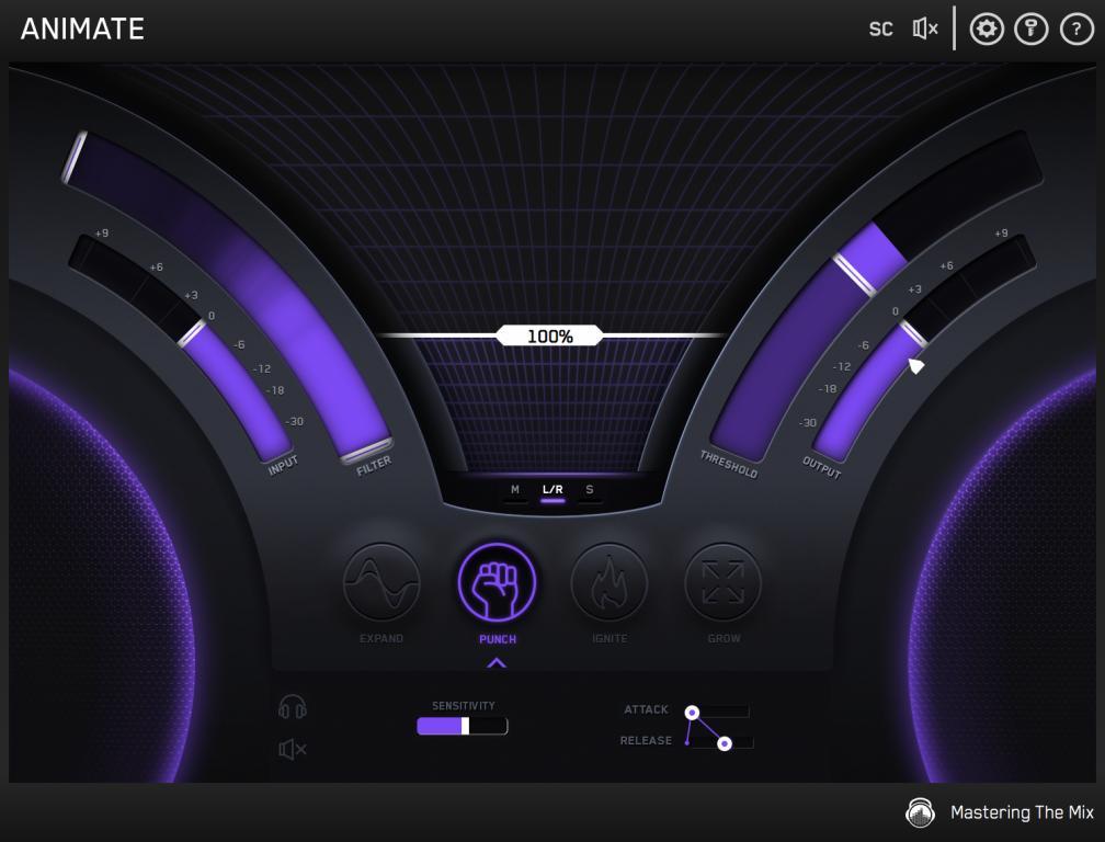 Mastering The Mix Releases ANIMATE Plugin - Gearslutz
