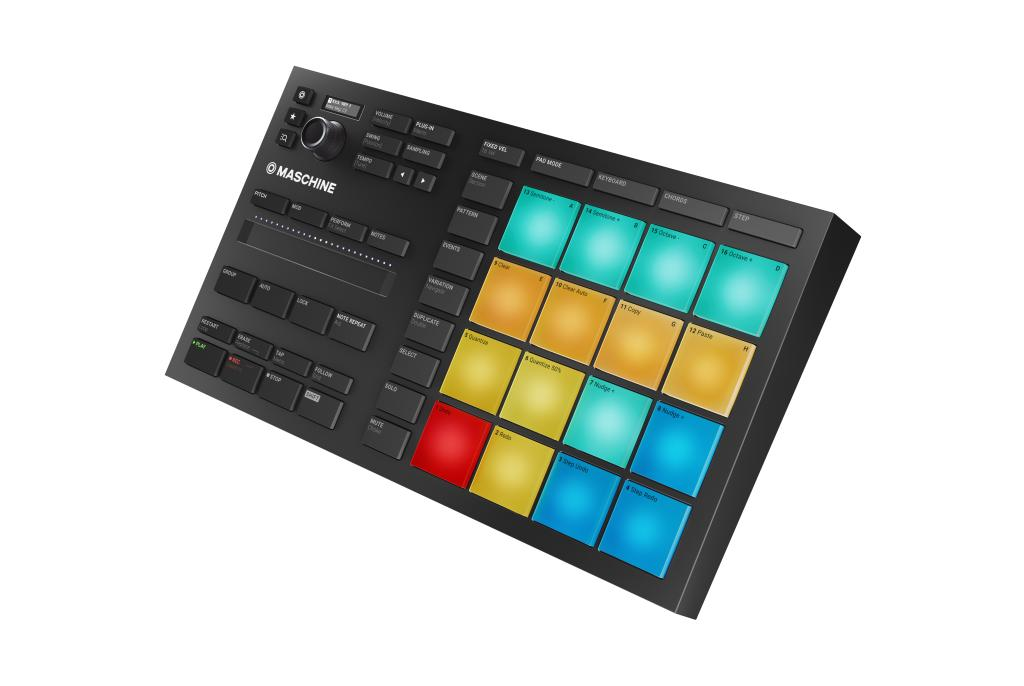native instruments announces entry level komplete kontrol a series and maschine mikro gearslutz. Black Bedroom Furniture Sets. Home Design Ideas
