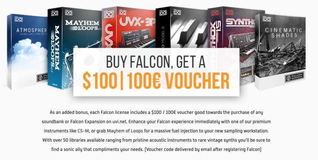 UVI updates Falcon to version 1 6 - Gearslutz