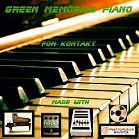 "Past To Future Reverbs Releases ""Green Memories Piano"" For Kontakt! (Runner Blade)-green-memories-piano-kontakt-cover.jpg"