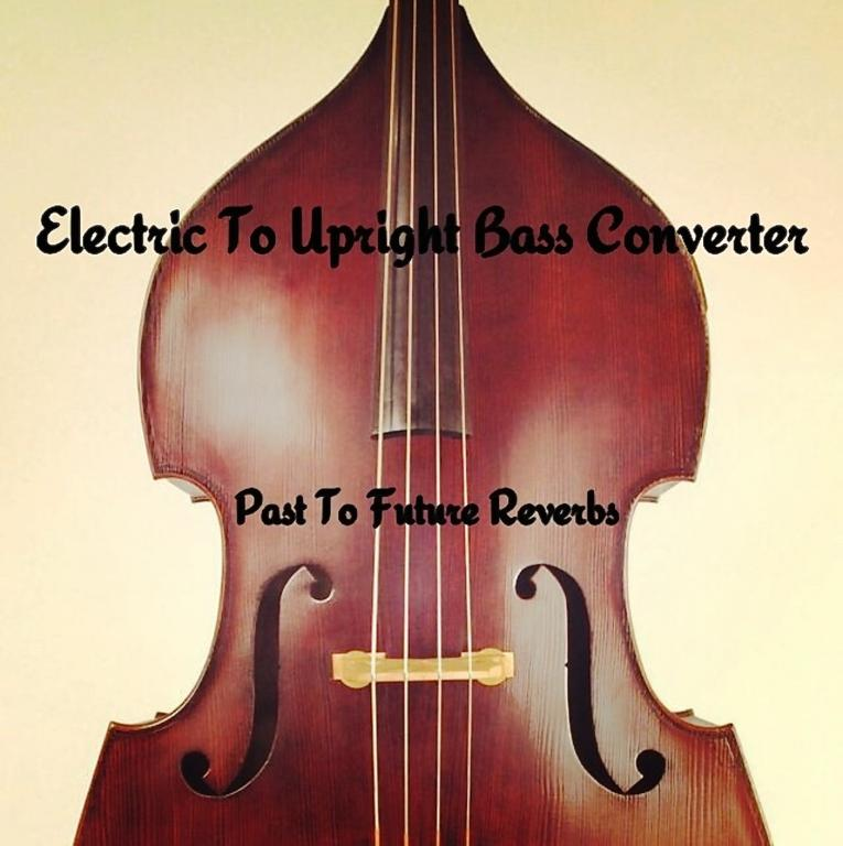 P2F Reverbs Releases Electric To Upright Bass Converter! - Gearslutz