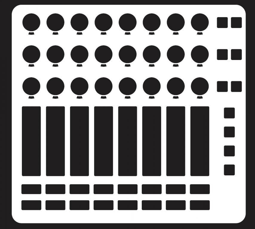 Overlays for Novation Launch Control XL - Gearslutz