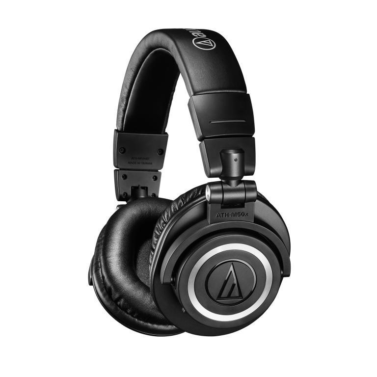 Audio-Technica Introduces ATH-M50xBT Wireless Bluetooth Headphones
