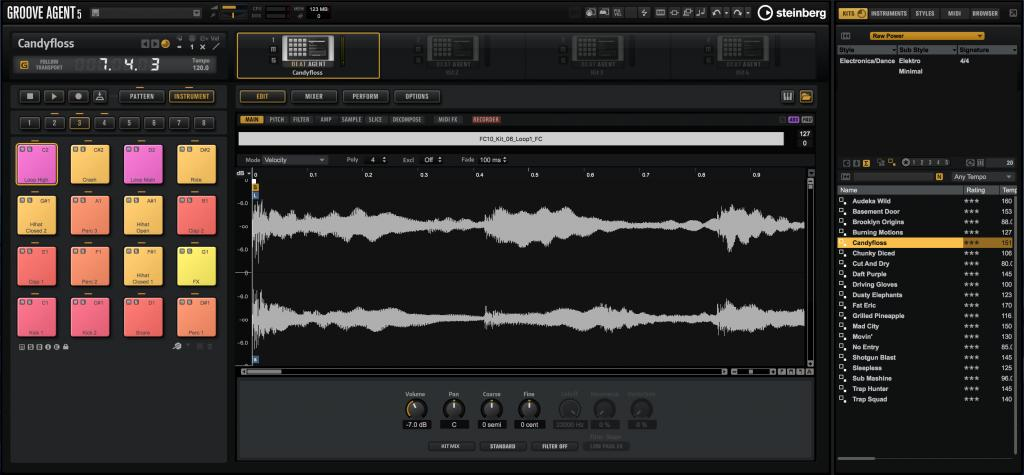 Steinberg releases Groove Agent 5