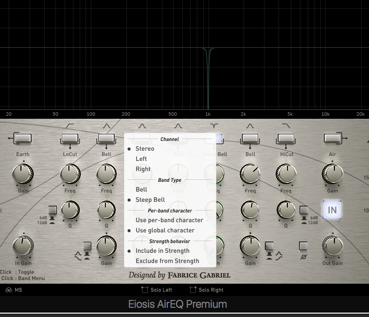 Eiosis AIR EQ Now Available in Slate Everything Bundle - Gearslutz