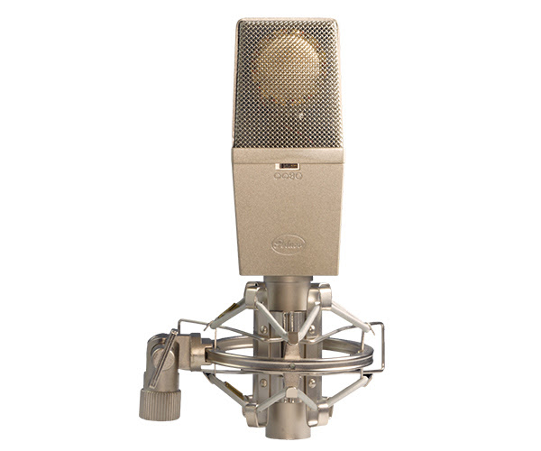 Peluso releases P-414 solid-state multi-pattern large diaphragm condenser microphone